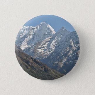 Mount Everest 3 6 Cm Round Badge