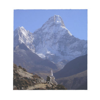Mount Everest 4 Notepad