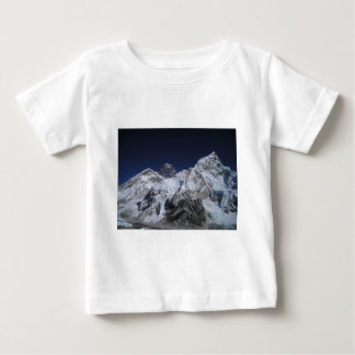 Mount Everest 5 Baby T-Shirt