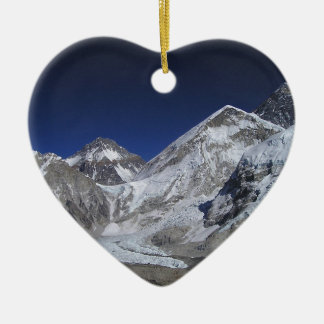 Mount Everest 6 Christmas Ornament