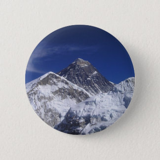 Mount Everest 6 Cm Round Badge