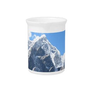 Mount Everest 7 Pitcher