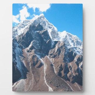 Mount Everest 7 Plaque
