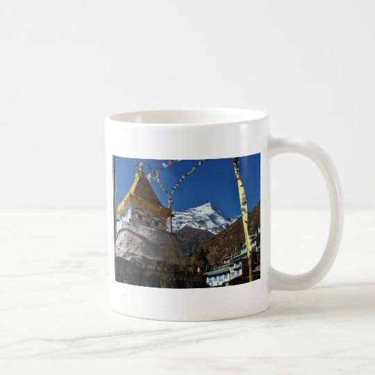 Mount Everest 8 Coffee Mug
