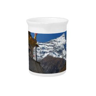 Mount Everest 8 Pitcher