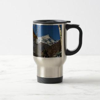 Mount Everest 8 Travel Mug