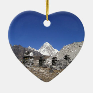 Mount Everest 9 Christmas Ornament