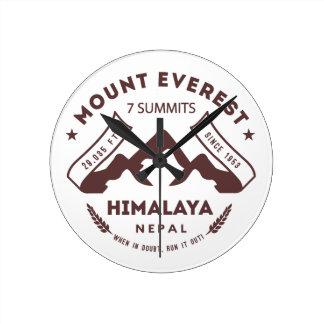 Mount Everest Clocks