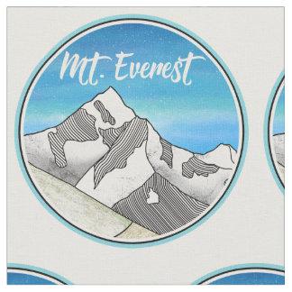 Mount Everest Fabric