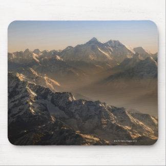 Mount Everest, Himalaya Mountains, Asia Mouse Mat