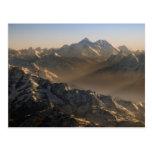 Mount Everest, Himalaya Mountains, Asia Post Card