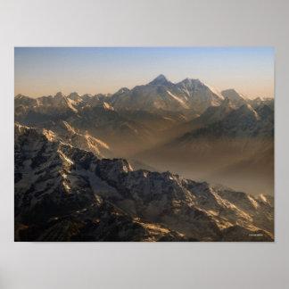 Mount Everest, Himalaya Mountains, Asia Poster