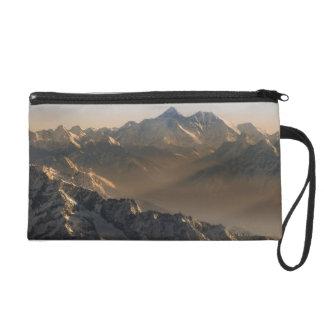 Mount Everest, Himalaya Mountains, Asia Wristlet