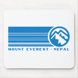 Mount Everest Nepal Mouse Pads