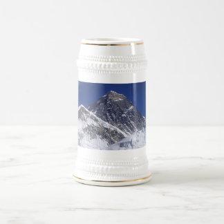Mount Everest Photo Beer Stein