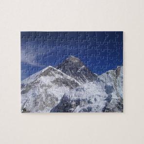 Mount Everest Photo Jigsaw Puzzle
