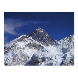 Mount Everest Photo Postcard
