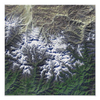Mount Everest Print