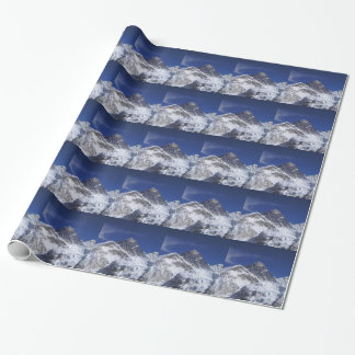 Mount Everest Wrapping Paper
