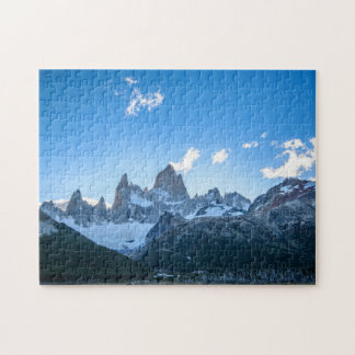 Mount Fitz Roy Jigsaw Puzzle