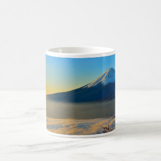 Mount Fuji at Sunrise Coffee Mug