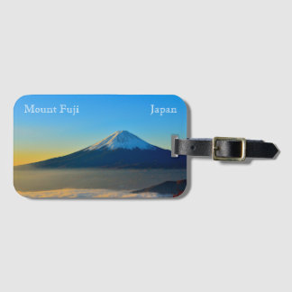 Mount Fuji at Sunrise Luggage Tag