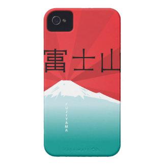 Mount Fuji Blackberry Case