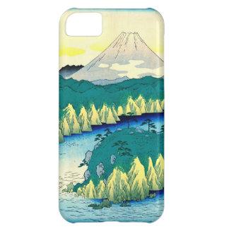 Mount Fuji from Hakone Lake 1858 iPhone 5C Case