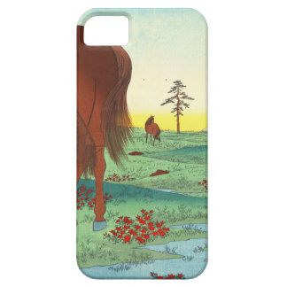 Mount Fuji from Kogane Fields 1858 iPhone 5 Cover