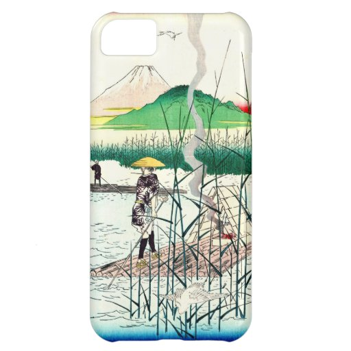 Mount Fuji from Sagami River 1858 Case For iPhone 5C