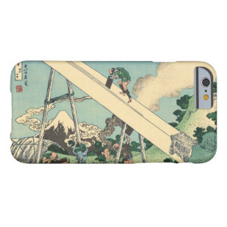 Mount Fuji from the Mountains of Tōtōmi Barely There iPhone 6 Case