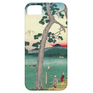 Mount Fuji from Tokaido Road 1858 iPhone 5 Cover