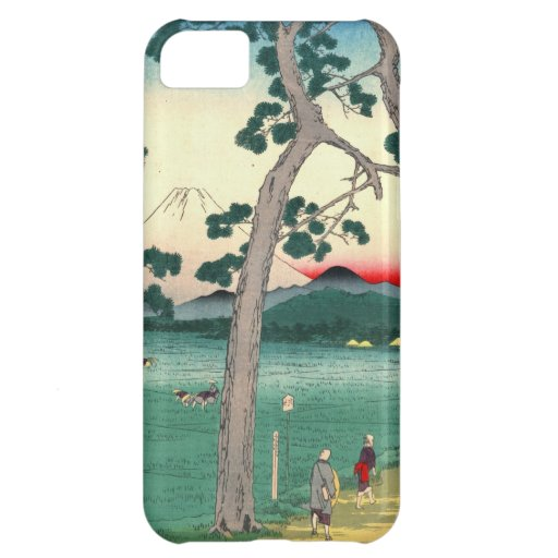 Mount Fuji from Tokaido Road 1858 iPhone 5C Covers
