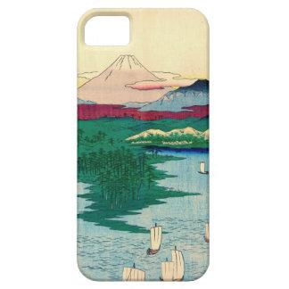 Mount Fuji from Yokohama 1858 iPhone 5 Cover