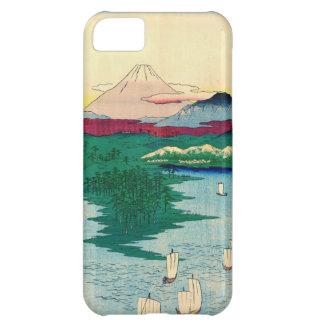 Mount Fuji from Yokohama 1858 iPhone 5C Case