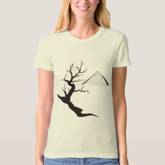 Mount Fuji in winter T-Shirt