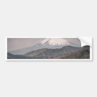 Mount Fuji, Japan Bumper Sticker