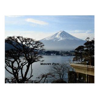Mount Fuji, Japan Postcard