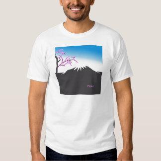 Mount Fuji Tee Shirt