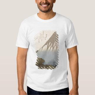 Mount Fuji Under the Snow Shirts