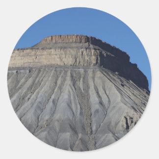 Mount Garfield Stickers
