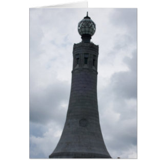 Mount Greylock Tower Note Card