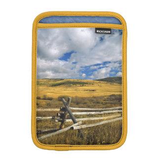 Mount Haggin NWR near Anaconda Montana iPad Mini Sleeve