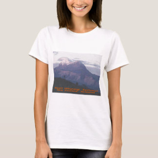 Mount Hikurangi,New Zealand, Aotearoa T-Shirt
