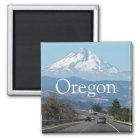 Mount Hood, Oregon Magnet