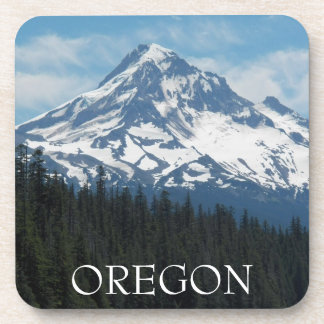 Mount Hood, Oregon Photo Coaster