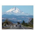 Mount Hood, Oregon Postcard