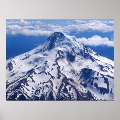 Mount Hood Print