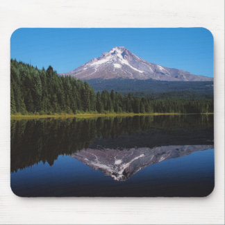 Mount Hood Reflected in Lake Mouse Mat
