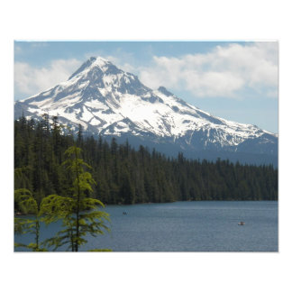 Mount Hood Splendor Photographic Print